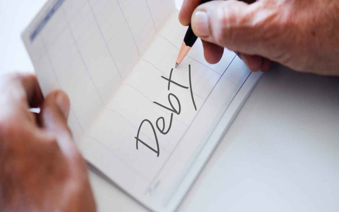 What to do when you're Drowned in Debt – Here are 5 Tips