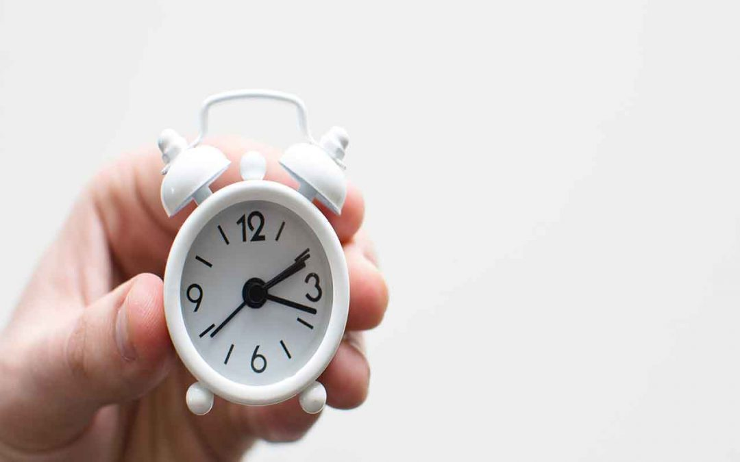 3 Tips on Time Management